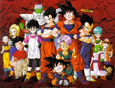 dragon ball 2009. dragon ball 2009